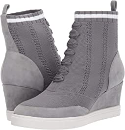 Grey Knit/Suede