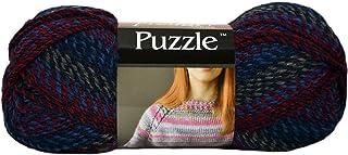 Premier Yarns Puzzle Yarn, Multi-Colour, 30.48 x 13.97 x 11.43 cm
