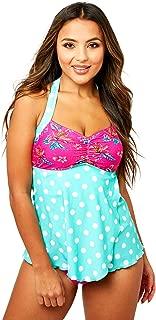 Joe Browns Womens Neon Patterned High Waisted Bikini Bottoms