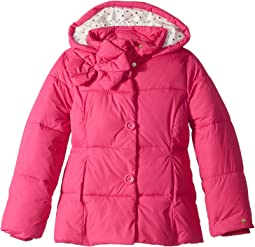Bow Puffer Coat (Little Kids/Big Kids)