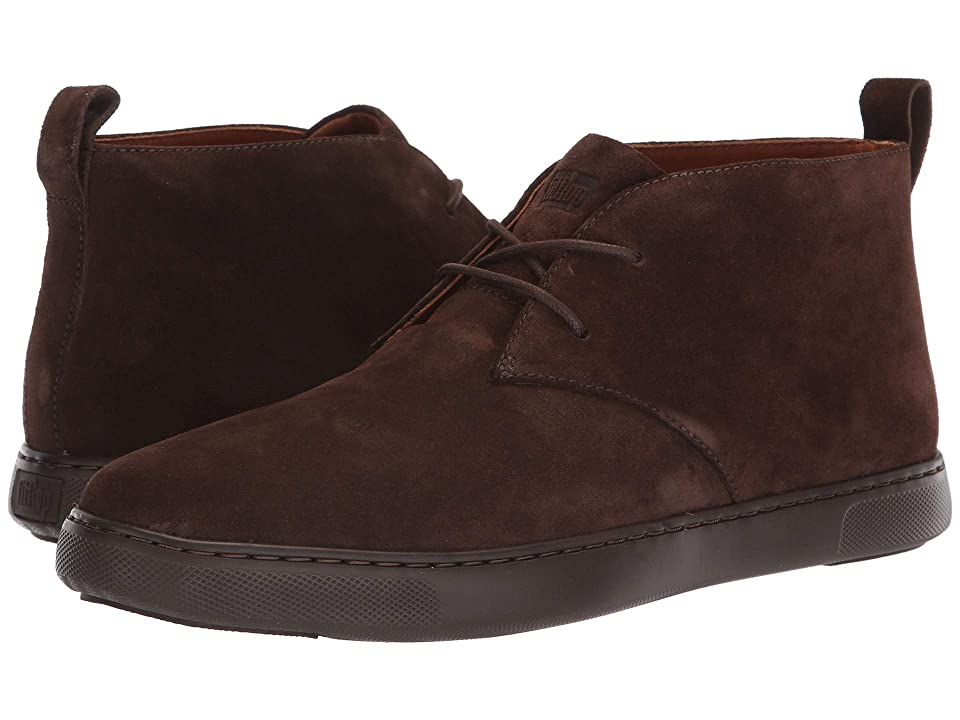 FitFlop Zackery (Chocolate) Men