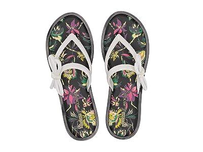 + Melissa Luxury Shoes x Jason Wu Flip Flop Sandal (Black Flecked) Women