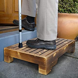 100% Solid Wood Indoor/Outdoor 3 1/2