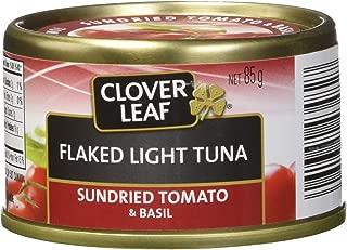 Clover Leaf Flake Light Tuna Tomato Basil, 24 Count