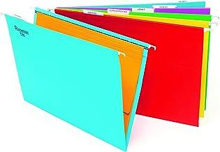 Marbig Suspension Files Blue Complete Bx50 Blue Complete 50Bx