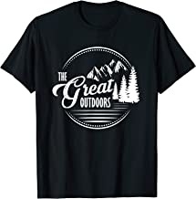 The Great Outdoors Awesome T-Shirt