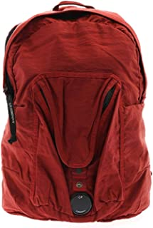 Luxury Fashion | Cp Company Mens 07CMAC197A005269G576 Red Backpack | Fall Winter 19
