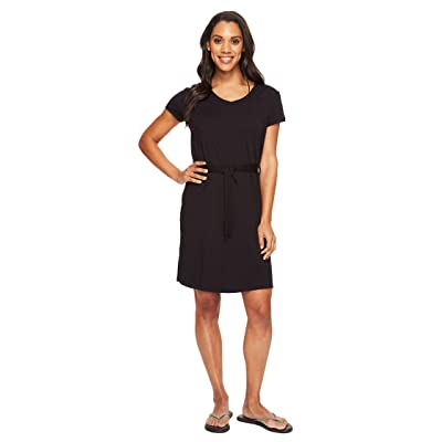 Royal Robbins Merinolux Dress (Jet Black) Women