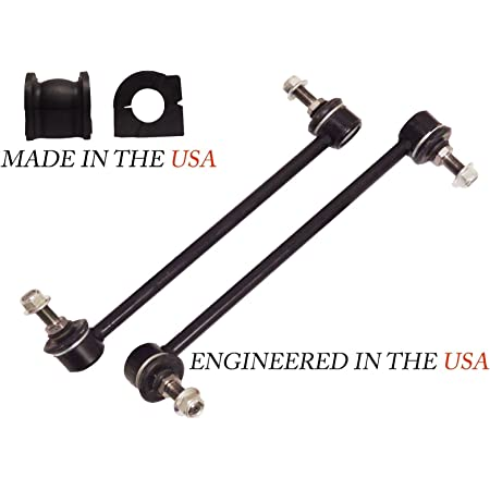 Front Rear Suspension Stabilizer Bar Link Kit For 2015-2019 Acura TLX