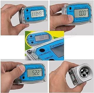 digital oval gear flow meter