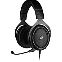 Corsair HS50 PRO Stereo Wired Gaming Headset (Carbon)