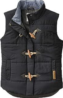 Best long black quilted vest Reviews