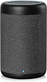 GGMM Dot第2世代用スピーカードック バッテリー内蔵 ポータブル化対応 音拡張スピーカー 最大出力20W 3.5mm AUX接続可能 高音質再生(黒)