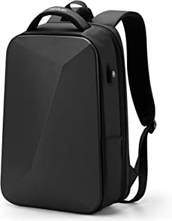 FENRUIEN 35L 15.6-Inch Laptop Backpack,Expandable Slim Business Notebook Rucksack with Anti-Theft Lock,Water-Repellent Boo...