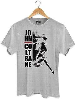 Camiseta John Coltrane Smoke