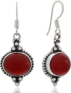 Best carnelian stone earrings Reviews
