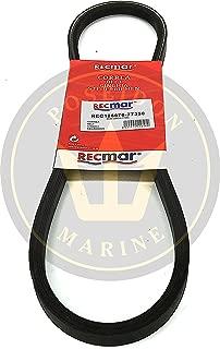 RECMAR Alternator Belt for Yanmar 3HM RO: 128670-77350