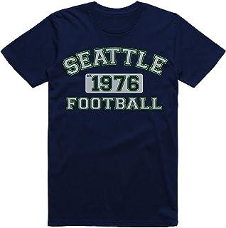 Football Fans Est.1976 Vintage Style Classic Dri-Power Adult T-Shirt