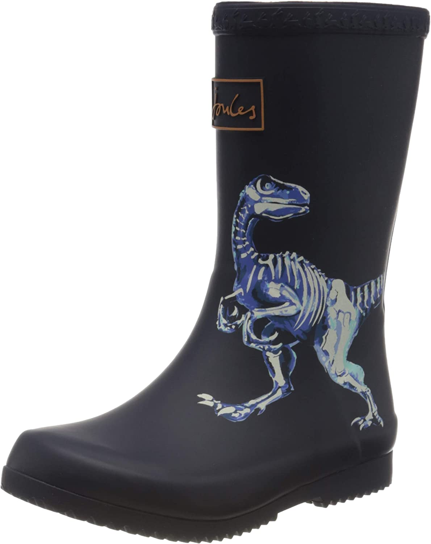 Joules Unisex-Child オンラインショップ Boot 迅速な対応で商品をお届け致します Rain