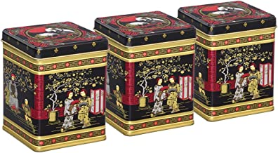 LxBxH tea4chill Teedosen Set//Kaffeedosen Set//Gew/ürzdosen Set 2 St/ück Special Blend je 200g eckig 88 x 88 x 115mm