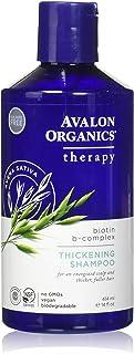 Avalon Organics Biotin B-Complex-Thickening Shampoo, 414ml