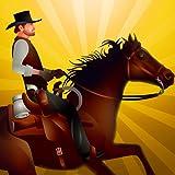 caballo vaquero que monta carrera de obstáculos: la doma de caballos agilidad - edición gratuita