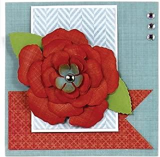 Spellbinders S5-050 Mega Dies, Rose Creations