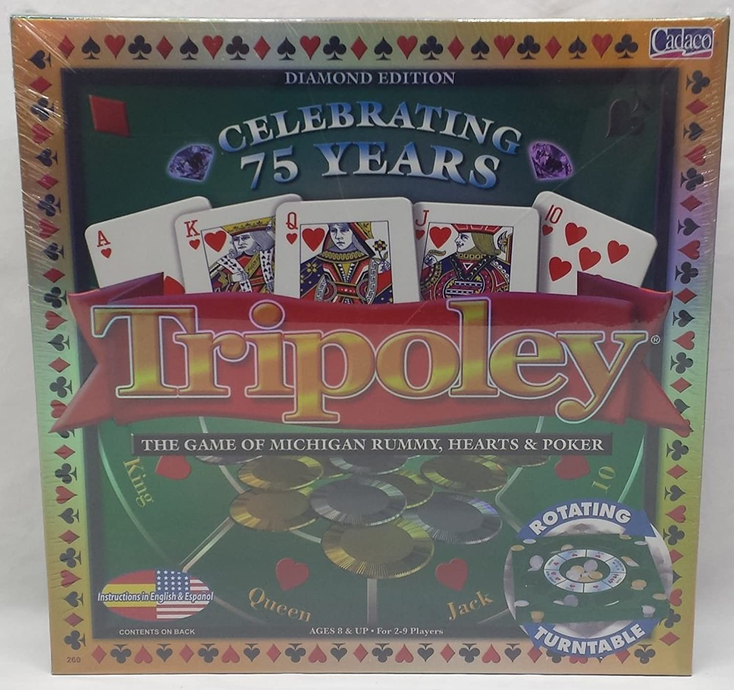 Tripoley Special Edition in Tin Box