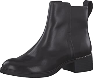 Tamaris Damen Stiefelette 25332 21,Frauen Stiefel,Boot,Halbstiefel,Damenstiefelette,Bootie,Reißverschluss,Blockabsatz 6.5cm