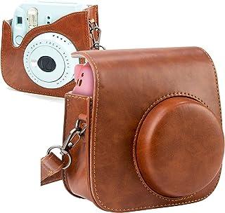 Mini Camera Tas, PTNeu Mini 8 Mini 8+ Mini 9 voor Fujifilm Instax, Instant Camera Case Tas, Beschermhoes, Dedicated Retro ...