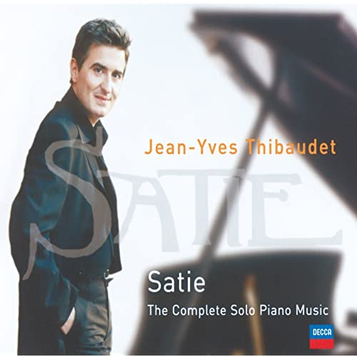 Satie: The Complete solo piano music