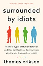 Cover image of Surrounded by Idiots by Thomas Erikson