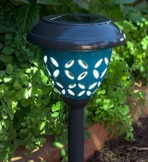 Plow & Hearth 55123 Outdoor Butterfly Jubilee Sculpture Garden Wind Spinner, Multi-Colored
