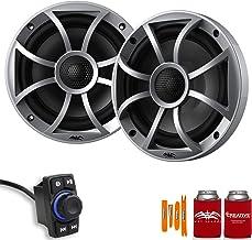 "$299 » Sponsored Ad - wet sounds SSV MRB2R Bluetooth Rocker Switch Audio System 200-Watt Amplifier with 1-Pair Recon6-S 6.5"" Coax..."