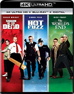 Shaun of the Dead / Hot Fuzz / The World's End Trilogy