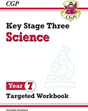 New KS3 Science Year 7 Targeted Workbook (with answers)