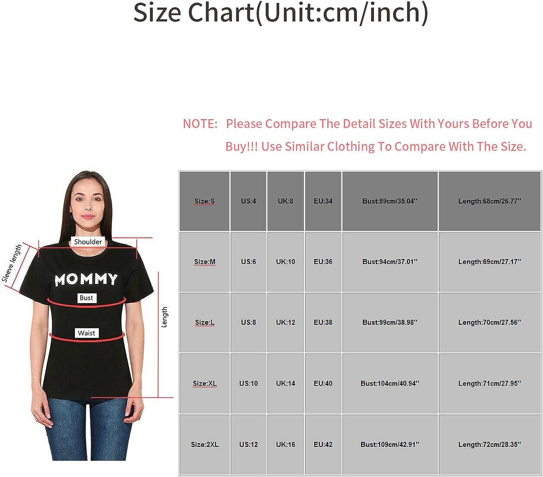 AODONG 3/4 Sleeve Shirts for Women Summer Casual Print Tops, Womens V Neck Loose Fit Shirt Zipper Tee Tops Tunic Blouse