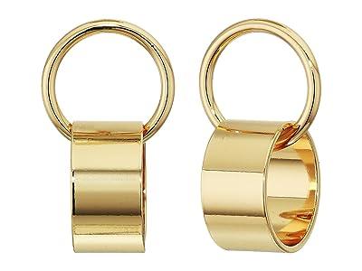 8 Other Reasons Bazaar Drop Studs Earrings (Gold) Earring