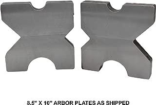 SWAG Off Road Arbor Press Plates (Pair) 8.50