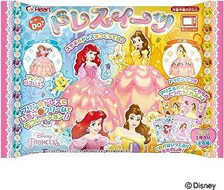 ドレスイーツ/ディズニープリンセス 6個入 食玩・手作り菓子 (ディズニープリンセス)