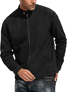 Best mens faux suede jacket Reviews