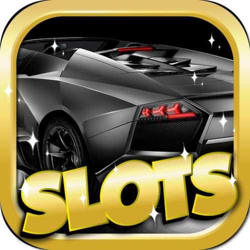 Free Video Slots Bonus Games : Cars 10 Edition - New For 2015! (No Internet Needed)