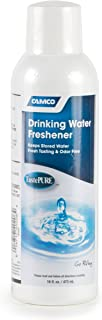 Camco TastePURE Drinking Water Freshener - Prevents Algae and Slime Build Up in Your Drinking Water Tank, Rids Odors and Bad Tastes 16 oz (40206)