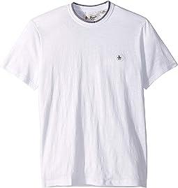Short Sleeve Logo Patch T-Shirt