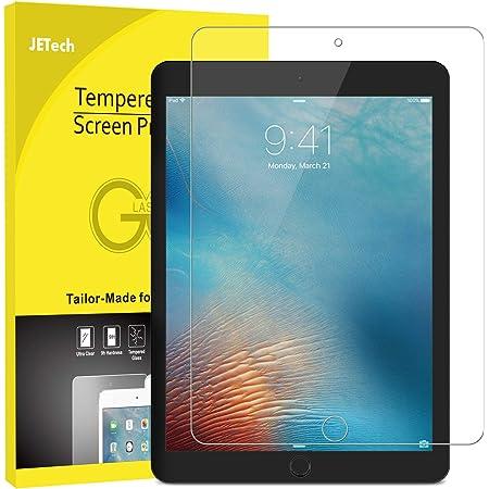 JETech Protector de Pantalla Compatible iPad mini 5 (2019) y iPad mini 4, Vidrio Templado