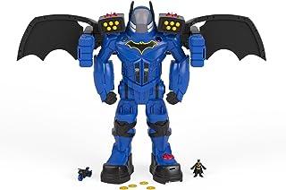 Fisher-Price Imaginext DC Super Friends, Batbot Xtreme [Exclusivo de Amazon]
