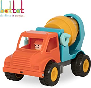 small cement mixer truck