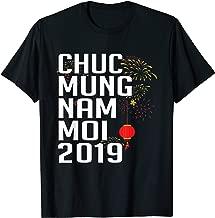 Chuc mung nam moi 2019 tshirt Vietnamese