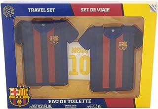 FC Barcelona Fragrance Set for Men, 15ml (Pack of 2)