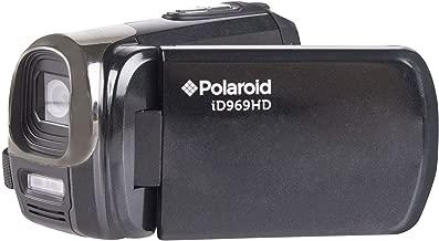 Polaroid ID969-BLK/KIT-MCF 16.1MP Full HD 1080P Digital Camcorder